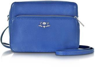 Zadig & Voltaire Quilted Leather Boxy XL Zip Crossbody Bag $365 thestylecure.com