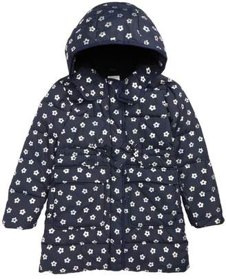 crewcuts Primaloft(R) Long Puffer Coat (Toddler Girls, Little Girls & Big Girls)