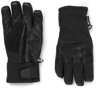 Burton Ak Clutch Gore-Tex, Leather And Suede Gloves