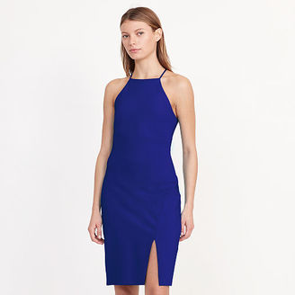 Ralph Lauren Lauren Sleeveless Jersey Dress $170 thestylecure.com