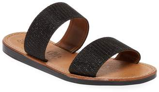 Seychelles Women's Two-Strap Flat Sandal