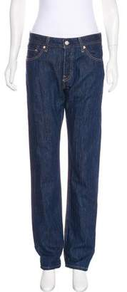Levi's Mid-Rise Straight-Leg Jeans w/ Tags
