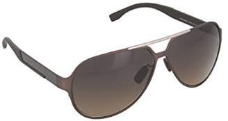 HUGO BOSS BOSS by Men's B0669S Aviator Sunglasses