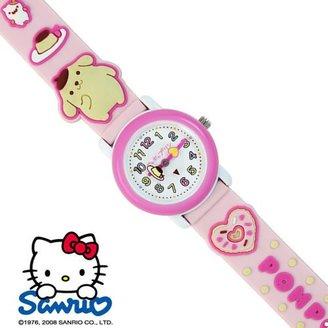 SANRIO (サンリオ) - サンリオ ポムポムプリン デコキッズウォッチ かわいい腕時計 ライトピンク SR-S20