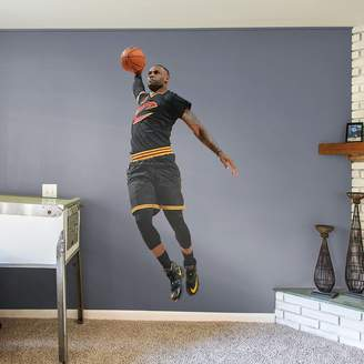 Fathead Cleveland Cavaliers LeBron James Wall Decal