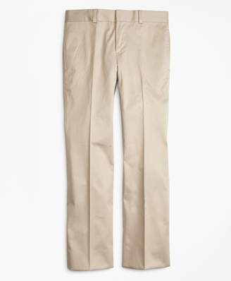 Brooks Brothers Boys Cotton Poplin Prep Suit Trousers