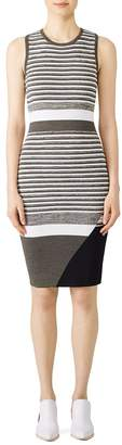 John & Jenn Striped Knit Dress