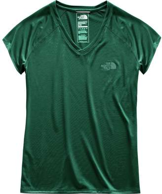 The North Face Reaxion V-Neck T-Shirt - Women's