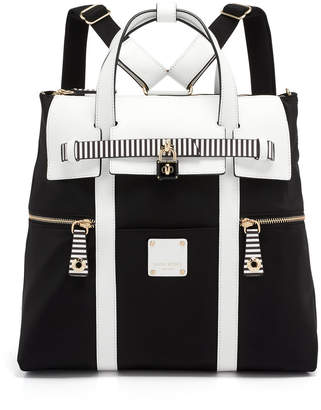 Henri Bendel Iconic Jetsetter Convertible Backpack