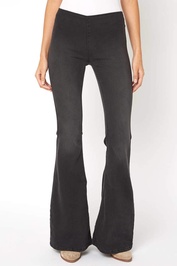 Free People Penny Pull On Flare Jean