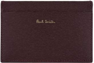 Paul Smith Contrast Card Holder