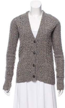 Rag & Bone Wool Cable Knit Cardigan