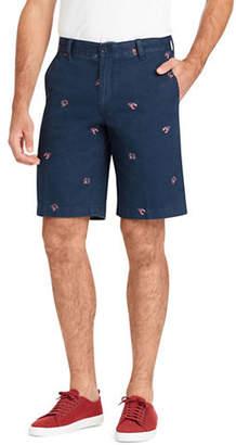 Izod Lobster and Crab Schiffli Shorts