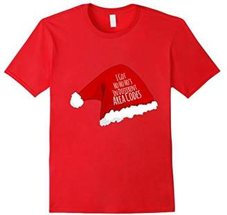 Funny Santa Shirt - I Got Ho Ho Ho's In Different Area Codes