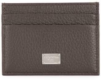 Dolce & Gabbana logo cardholder wallet