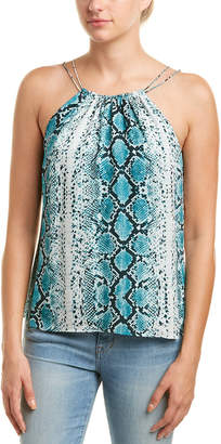 Ramy Brook Arrow Silk Top