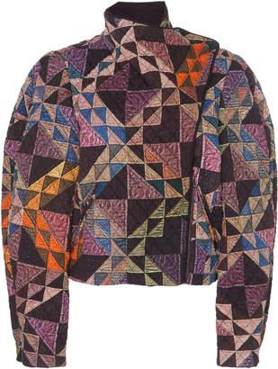 Isabel Marant Bonny Quilted Cotton Jacket