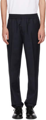 Acne Studios Navy Ryder L Trousers