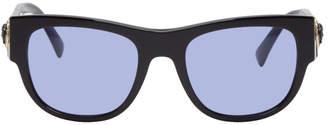 Versace Black Medusa Ares Sunglasses