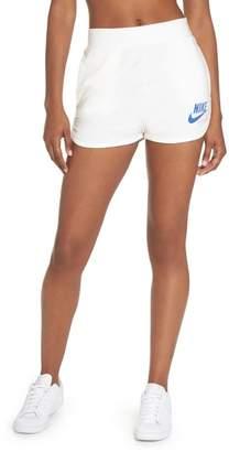 Nike Sportswear High Waist Archive Shorts