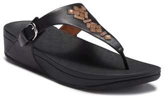 FitFlop The Skinny Embellished Platform Sandal