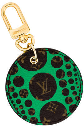 Louis VuittonLouis Vuitton Yayoi Kusama Pumpkin Dots Keychain