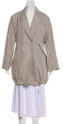 Brunello Cucinelli Knee-Length Trench Coat