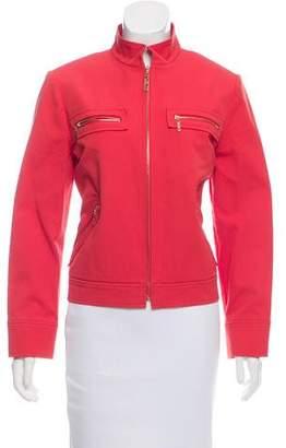 St. John Sport Casual Long Sleeve Jacket