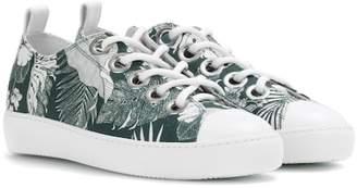 N°21 Printed sneakers