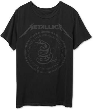 Metallica Men's Graphic T-Shirt