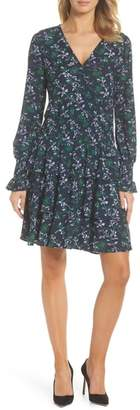 MICHAEL Michael Kors Boho Floral Print Dress