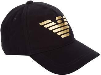 Emporio Armani Logo Cap