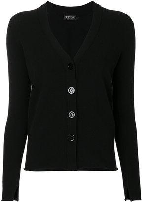 Twin-Set V-neck cardigan $172.34 thestylecure.com