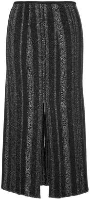 Proenza Schouler embroidered midi skirt