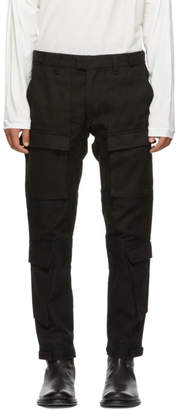 Black Limited Edition Abasi Rosborough Tactical Trousers