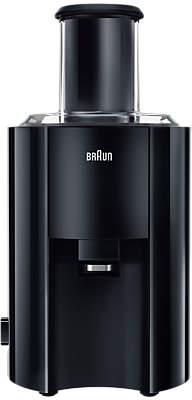 Braun J300 Juicer, Black