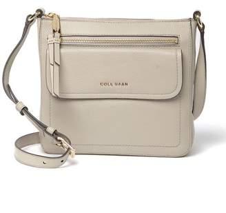 Cole Haan Beckett II Leather Crossbody Bag