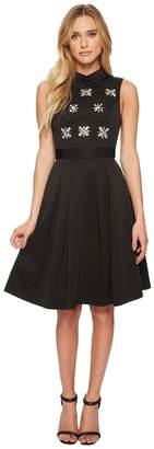 Ted Baker Saski Embellished Collared Dress Women's Dress