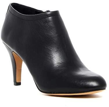 Vince Camuto Vessa Leather Stiletto Ankle Bootie