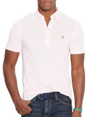 Polo Ralph Lauren Classic Fit Knit Oxford Shirt