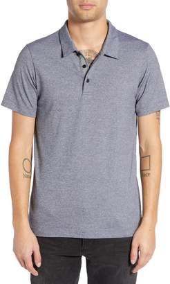 Wings + Horns Marled Polo
