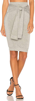 Bailey 44 Beam Seas Skirt in Gray $148 thestylecure.com