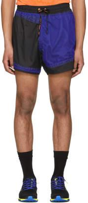 adidas x Kolor Black Decon Shorts