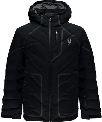 Spyder Rocket Hooded Down Jacket - Men's