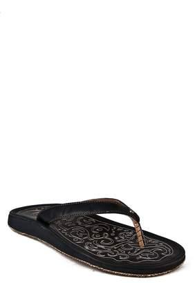 OluKai Women's Paniolo Flip Flop Size 7 M