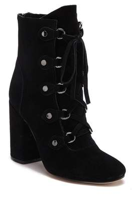 Splendid Rosa Lace-Up Bootie