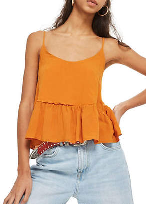 Topshop Scoop Neck Cami