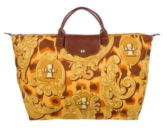 Jeremy Scott x Longchamp Le Pliage Tote Bag
