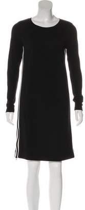 Akris Punto Long Sleeve Mini Dress w/ Tags