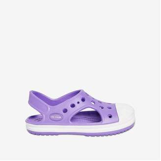 Joe Fresh Kid Girls' Aqua Shoe, Purple (Size XL)